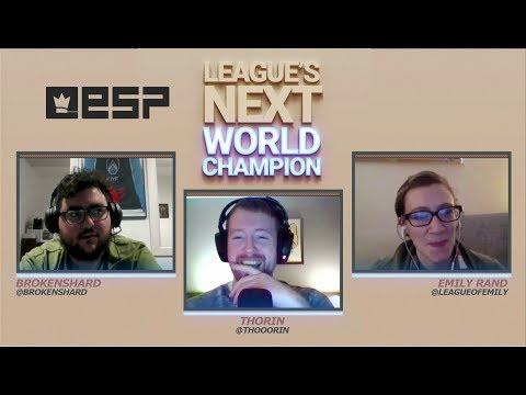 League's Next World Champion Episode 6: Score is a god (feat. Brokenshard)