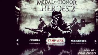 All weapons of medal of honor heroes 2