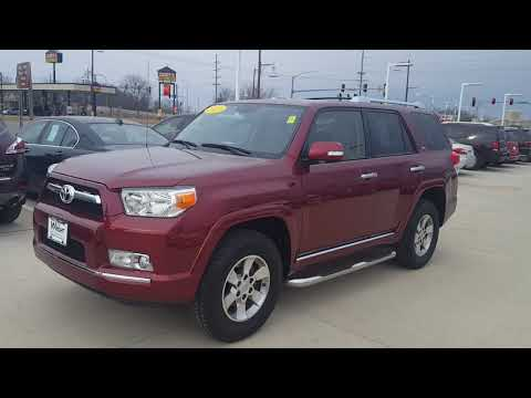 """2013 Toyota 4-Runner with """"PARTY MODE"""" at Dave Wright Nissan Subaru"""