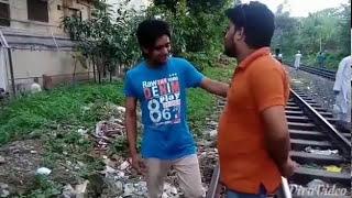 Bangla short film{ চোরের উপর বাটপারি }Video 2016   Prank Funny Video MPSmedia