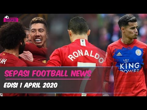 MU Akan Pulangkan Ronaldo😎 Liga Inggris Siapkan Gelar Juara Liverpool🏆 Leicester City Incar Coutinho