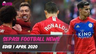 MU Akan Pulangkan Ronaldo Liga Inggris Siapkan Gelar Juara Liverpool Leicester City Incar Coutinho