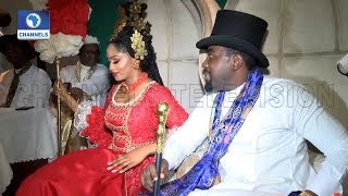 Donald Duke Gives Out Daughter, Xerona To Derin Philips In Marriage |Metrofile|