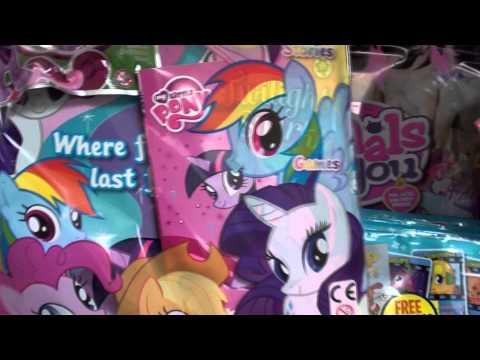 Doll Hunt Argos Tesco: Monster High & My Little Pony