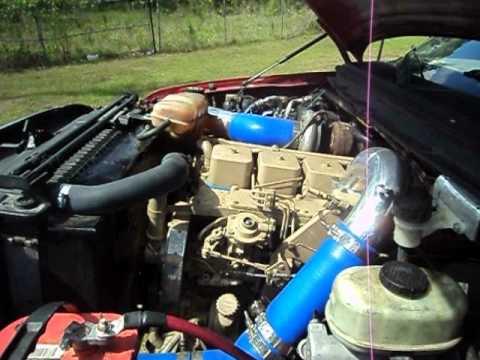 Diesel Exhaust Tip >> Ford Super Duty Cummins 12 valve - YouTube