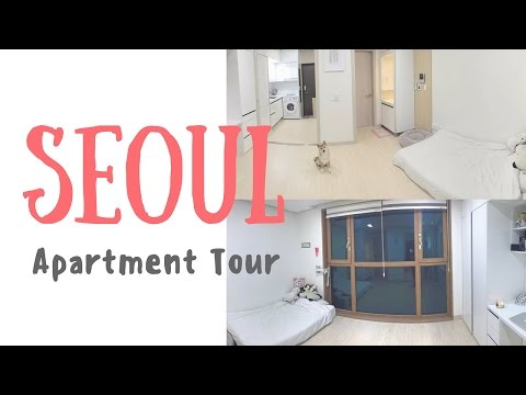 Seoul Apartment Tour! ($625)