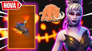MITEI WITH the NEW * SKIN CREPUSCULO and the DEBUT OF the GLOOMY ENGINE-Fortnite