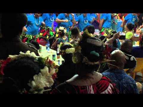 Tuvalu dance 6, Oct 17, 2015  Tuvalu National Bank 35th anniversary, Funafuti