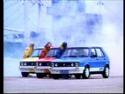 VW GOLF CITI - OLD VOLKSWAGEN COMMERCIAL - YouTube