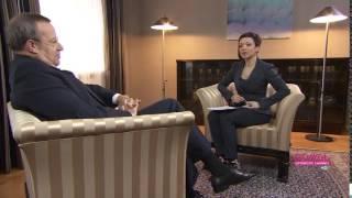 Телеканал Дождь.Макеева.Интервью с президентом Эстонии Тоомасом Хендриком Ильвесом.