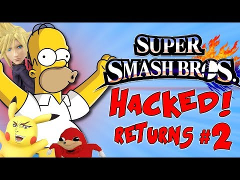 The Simpsons, Big Brain Plays, and More! Smash Bros DatPags Edition RETURNS!! (Part 2)