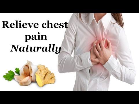 Chest Pain Cure By Two Minutes || NATURAL TRICK by CHEST PAIN