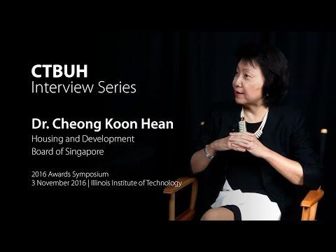 CTBUH Video Interview - Dr. Cheong Koon Hean