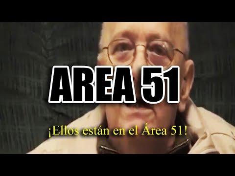 Este Hombre dice la aterradora Verdad del ÁREA 51