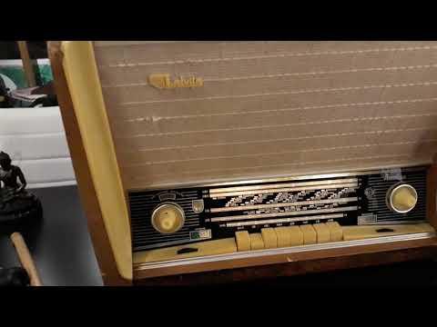 Latvia radio and grammophone