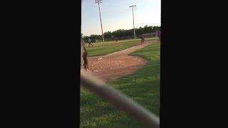 Cooper Weatherly 9U AAA Baseball Player