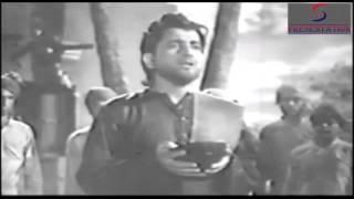 Aaj Galiyon Mein Tere Aaya Hai - Mohammed Rafi - SOHNI MAHIWAL - Bharat Bhushan, Nimmi