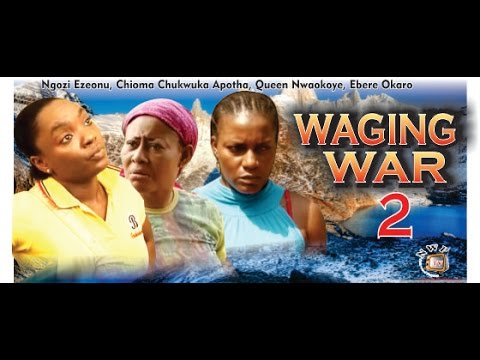 Waging war against terrorism in nigeria