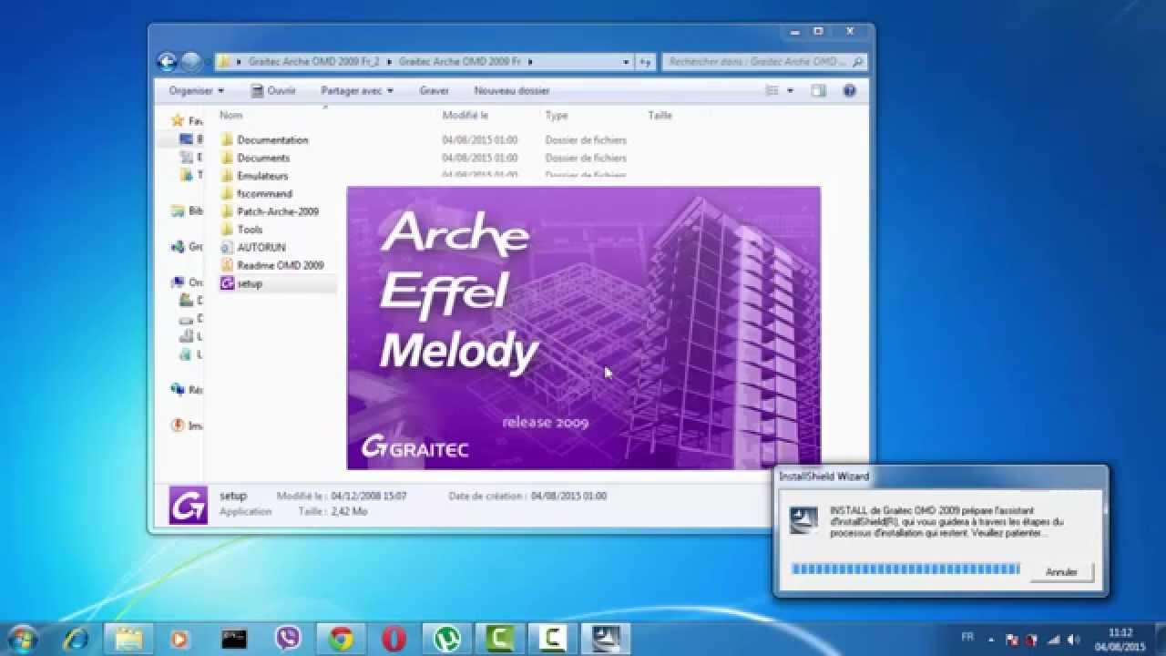 graitec arche 64 bits gratuit