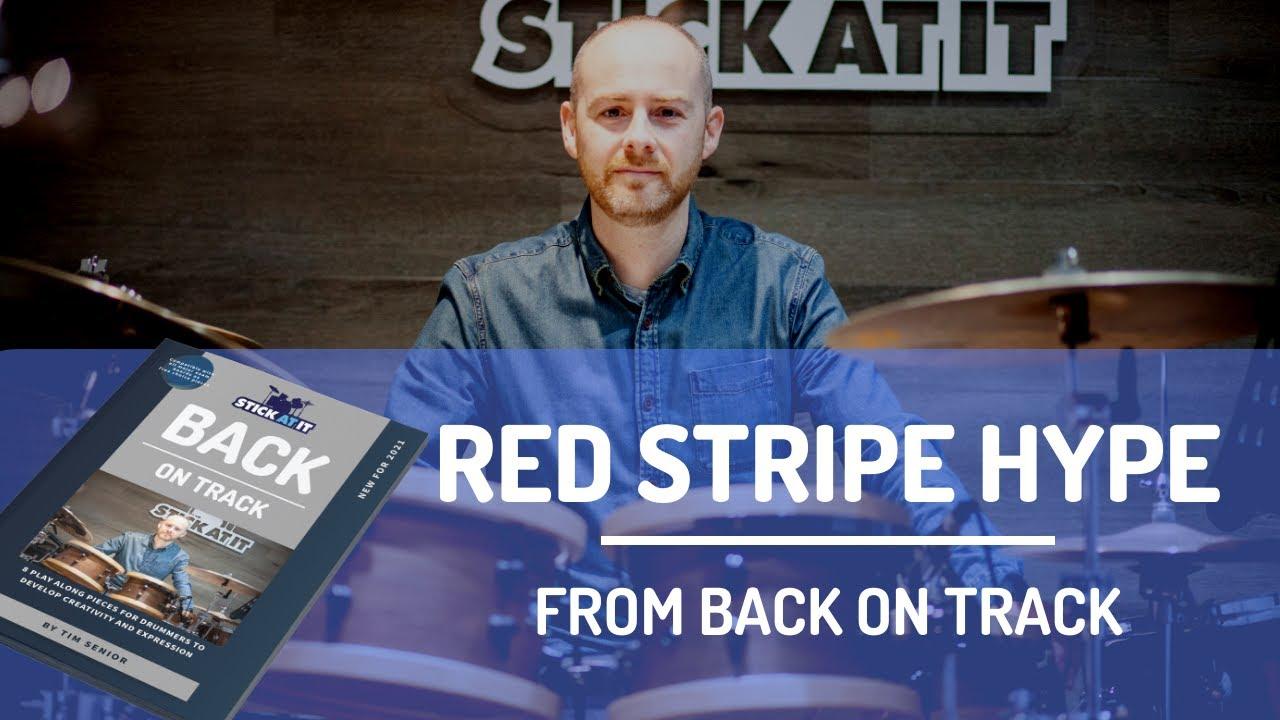 Red Stripe Hype | Back On Track | Tim Senior