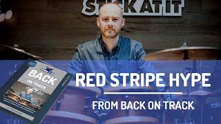 Red Stripe Hype   Back On Track   Tim Senior
