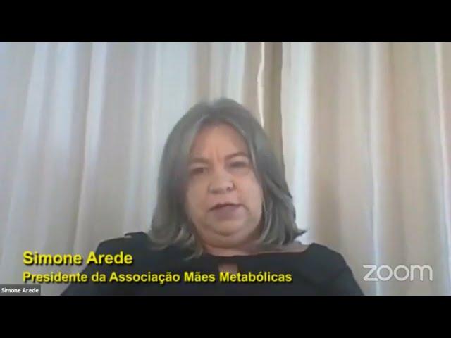 Gente Que Fala - Simone Arede