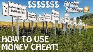 Download How To Use The Money Mod Sign Hack In Farming Simulator