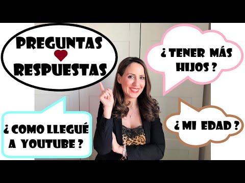 Preguntas Y Respuestas 1ª Parte Conoceme Me Sincero Cosas Sobre Mi Youtube
