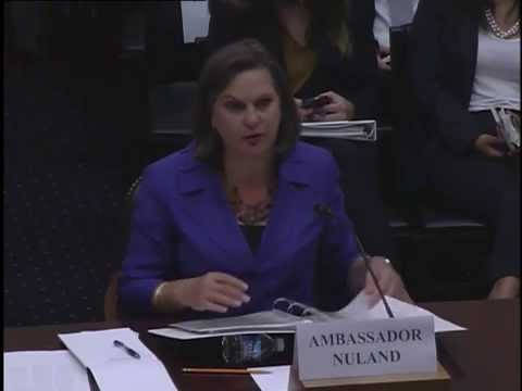 Assistant Secretary Nuland on U.S. Policy After Russia's Escalation in Syria