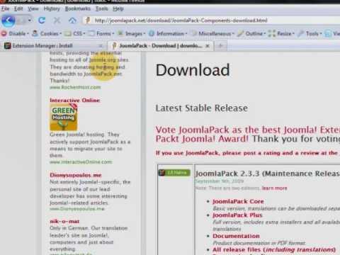 Joomlabamboo support forum:: topic: suggestion kickstart+.