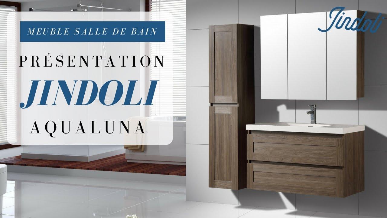 Collection Aqualuna Cm Présentation Meuble De Salle Colonne - Presentation salle de bain