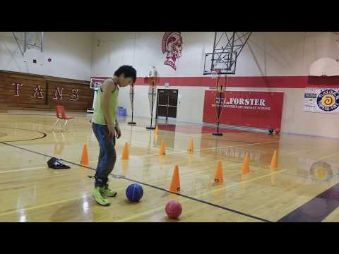Incredible Point Guard Workout @ Elite Basketball Training Academy in Windsor Ontario Canada