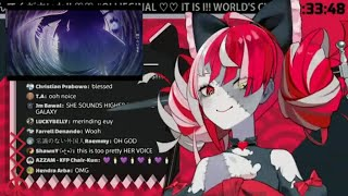 Download [Hololive Clip] Ollie was so happy and proud to hear Moona simpai original song,and also yabe!