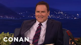 Norm Macdonald Is Married To A Real Battle-Axe  - CONAN on TBS
