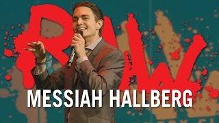 Cappuccino-skummaren - Messiah Hallberg | RAW COMEDY