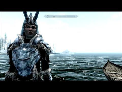 Skyrim Deathbrand All Armor Locations Dragonborn Dlc Youtube