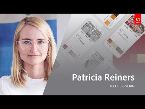 App Prototyping mit Patricia Reiners - Adobe Live 2/3