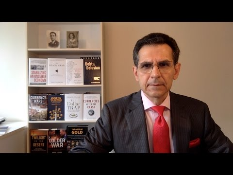 Popescu Report - Central Banks and Gold