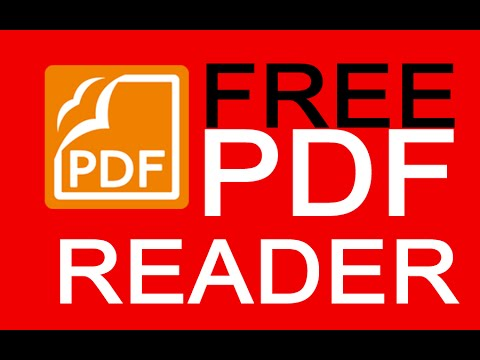 Free PDF Reader Software Download