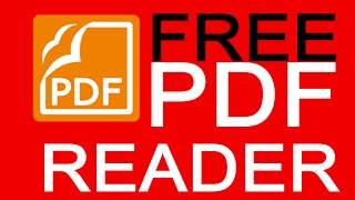 Gambar cover Free PDF Reader Software Download