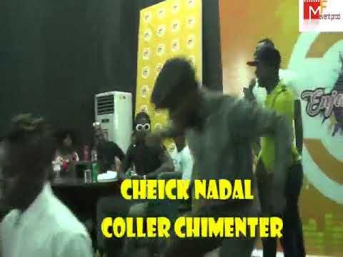 coller chimenter