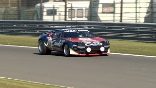 Detomaso Pantera Racecar (Rough Sound)