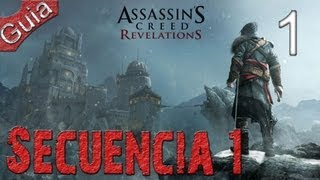 Assassins Creed Revelations | Parte 1 | Español