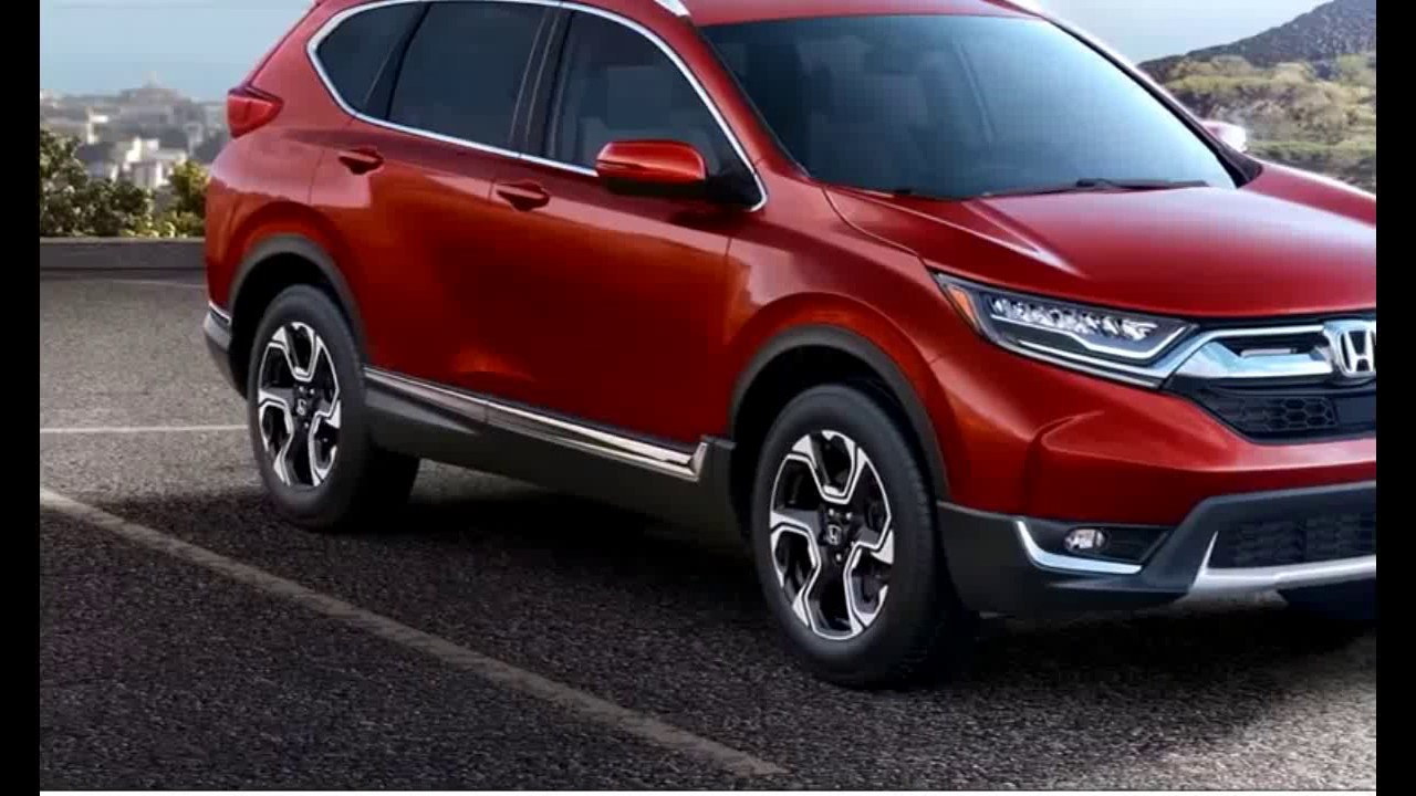 2017 honda crv vs 2017 jeep grand cherokee youtube for Jeep compass vs honda crv