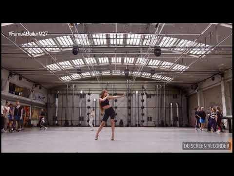 Eleni Foureira Fuego (Eurovision 2018 Cyprus) Fama A Bailar 2018