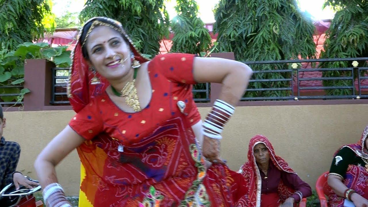 Download RB CHOUDHARY DANCE | Shekhawati Dance Performance | Rajasthani Dance | Kanch Ka Sharir