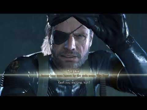 Metal Gear Solid V Ground Zeroes |