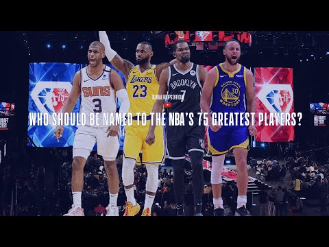NBA 75 | Which active players are among the 75 best in NBA history? | Anniversary Team predictions |
