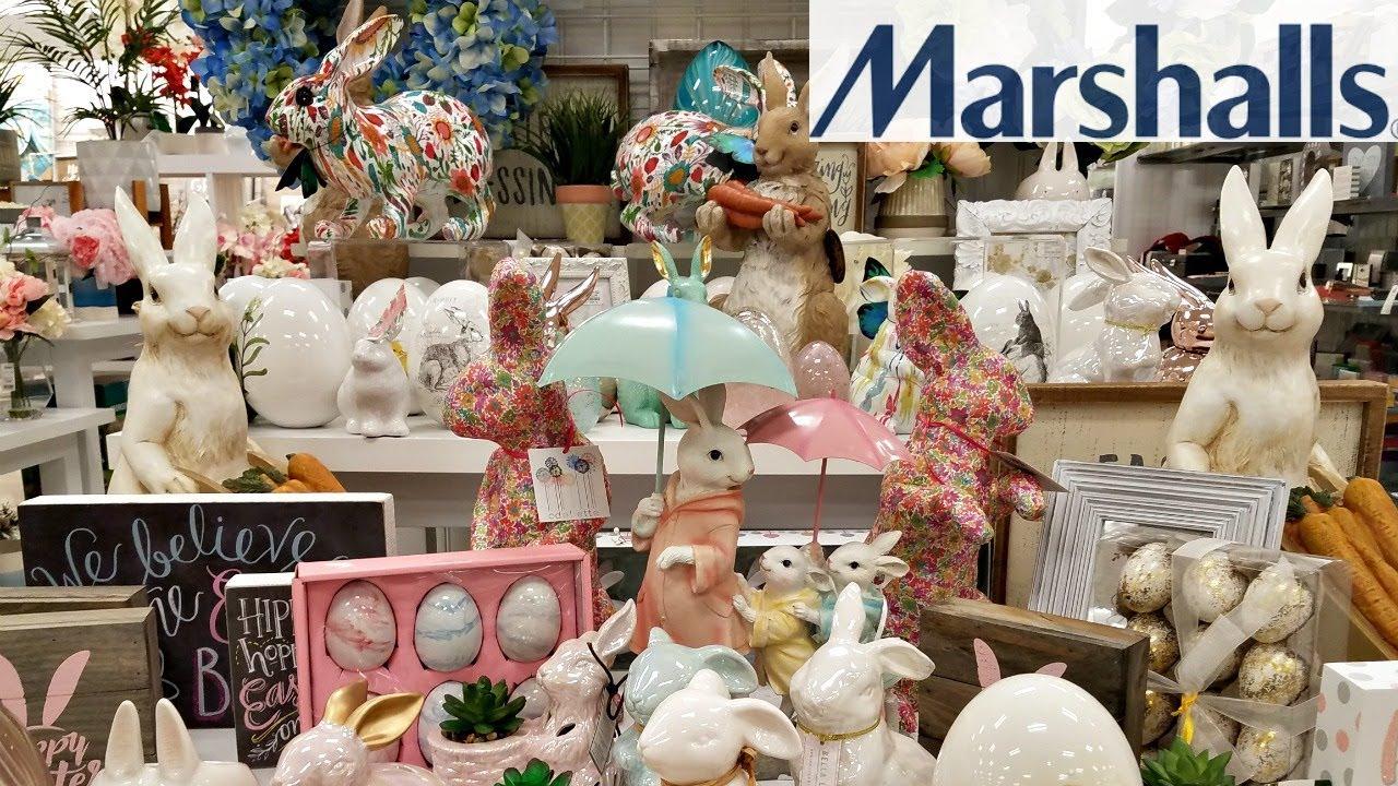 Marshalls Easter Spring Decor Ideas