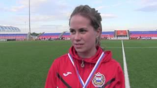 Людмила Иванова, г.Ковылкино, 800м, 400 м - 1-ое
